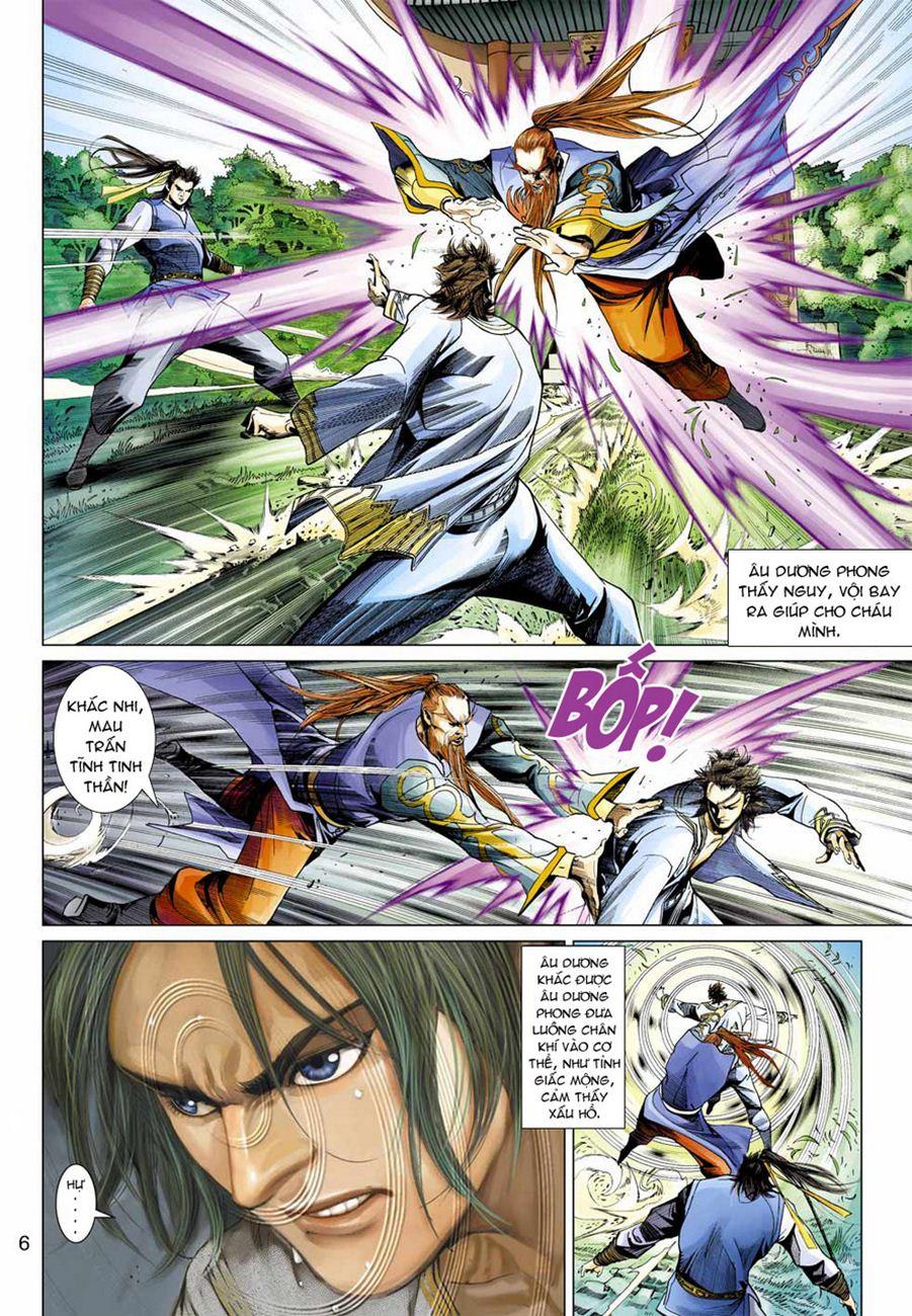 Anh Hùng Xạ Điêu anh hùng xạ đêu chap 47 trang 6
