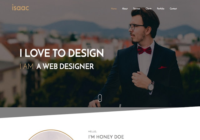 Isaac blogger template my websites templates free blogger isaac is a personal portfolio blogger template responsive fast loading blogger template isaac is a best blogger template build for online professionals fbccfo Image collections