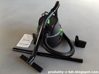 Odkurzacz warsztatowy Niteo Tools z Biedronki Vershold