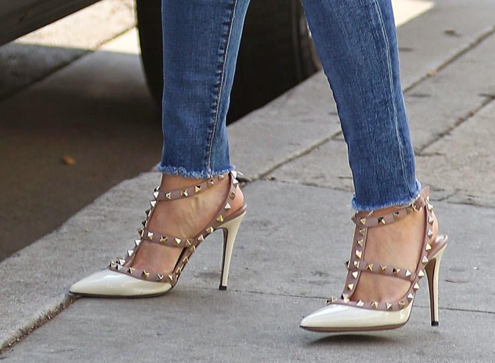 Valentino Zapatos Rockstud