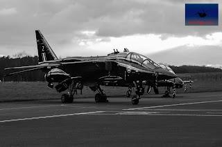 SEPECAT Jaguar XX837 bomber ground attack Cosford