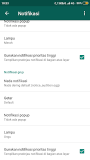 Cara Melihat Pesan Whatsapp Yang Sudah Dihapus Di Android Tanpa Aplikasi