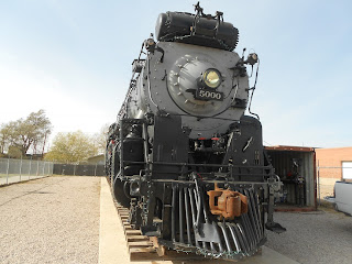atchison topeka and santa fe steam locomotive