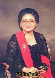 Siti Hartinah