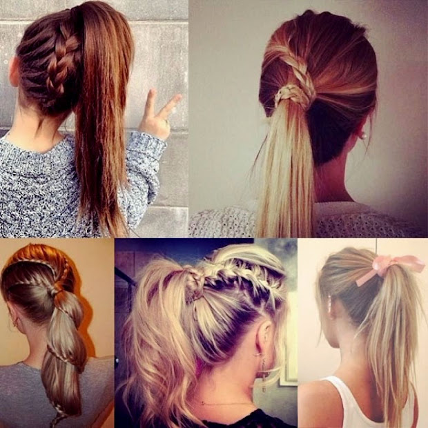 30+ Simple Hairstyles - Hairstyles Ideas - Walk the Falls