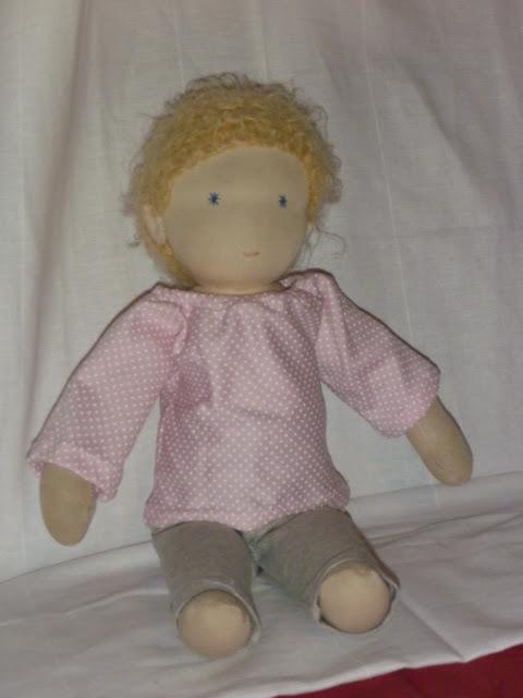 Puppen nach Karin Neuschütz