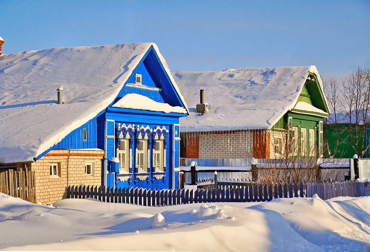 Language Of The Russian Village 13