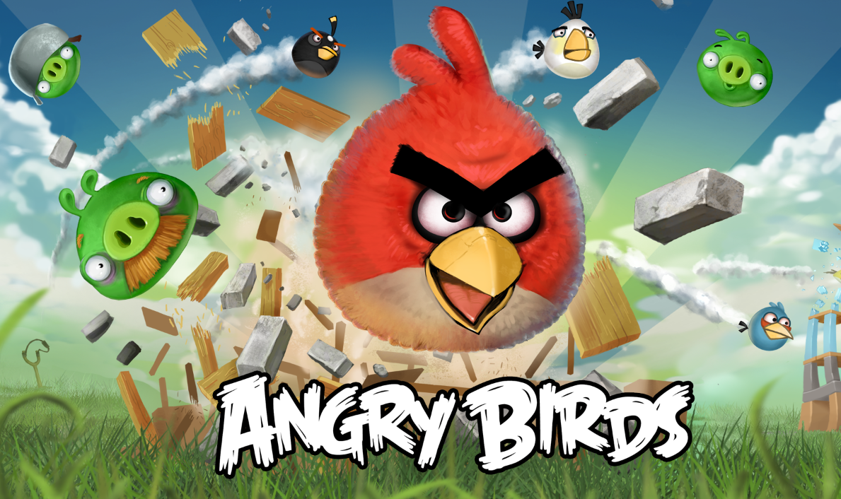 how to play angry birds on pc
