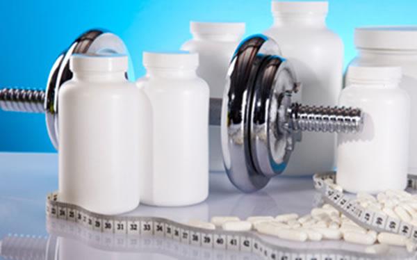 Consuma proteínas en suplementos