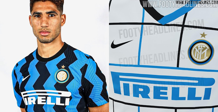 Inter Milan To Debut Home Unreleased Away Kit This Month Footy Headlines