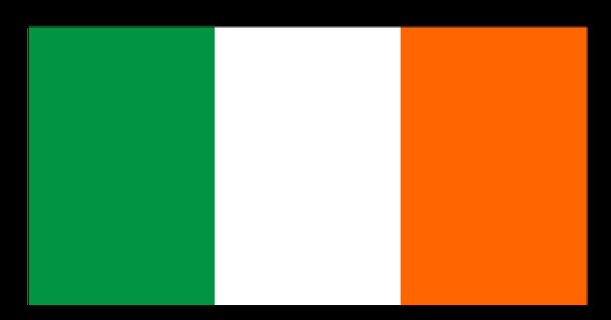 World Flags: Ireland Flag hd Wallpaper