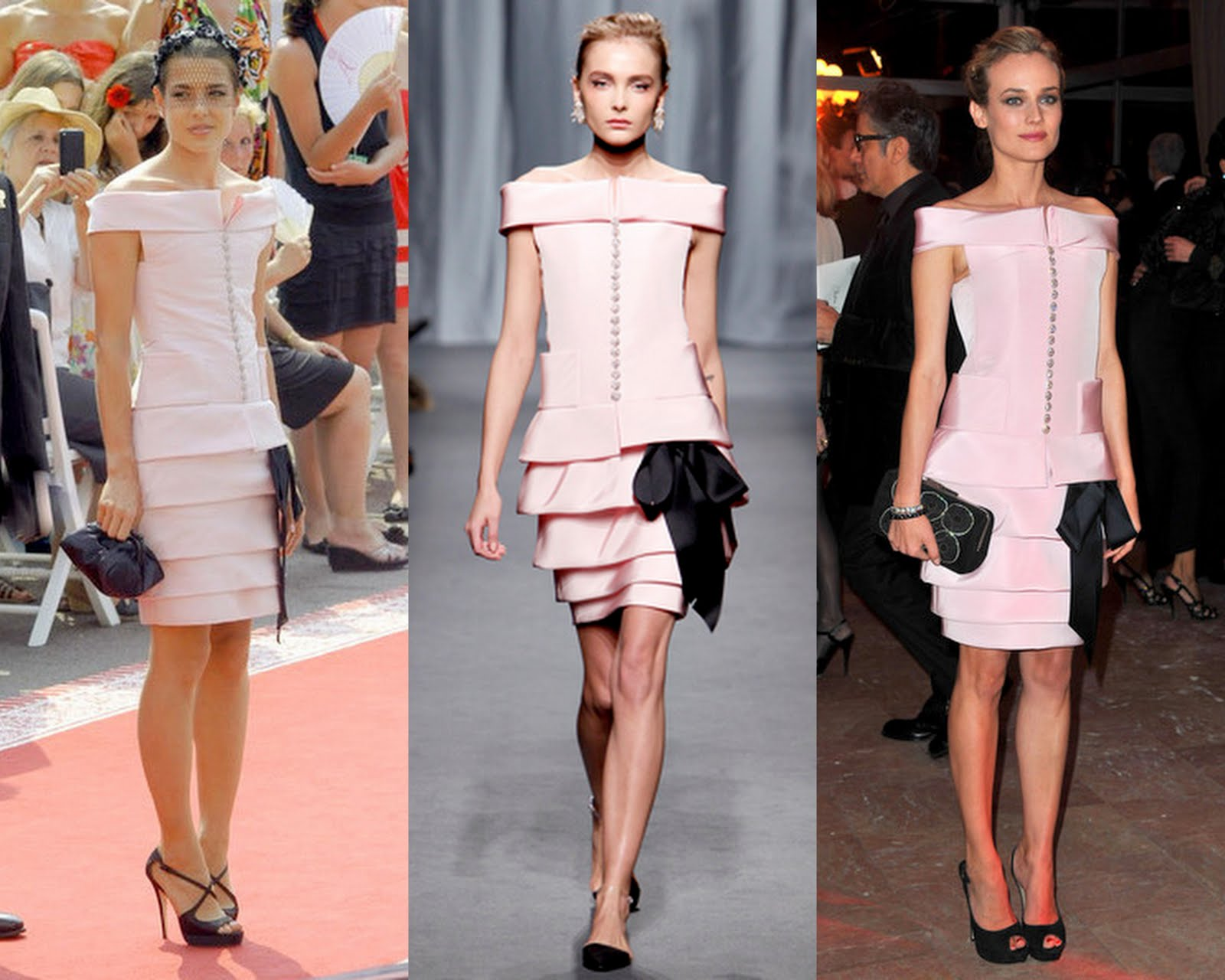 Frills And Thrills Who Wore Chanel Better