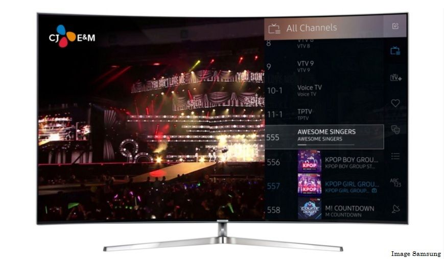 Samsung Brings its TV Plus Service in Thailand and Vietnam