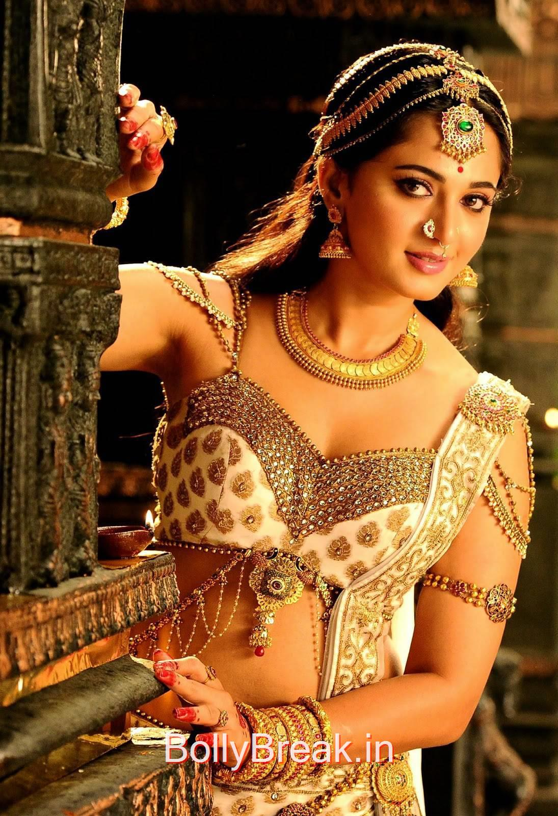 Rudramadevi Film Latest Stills, Anushka Hot HD Stills From Rudrama Devi Movie