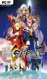 FateEXTELLA Game Cover - Fate EXTELLA-CODEX