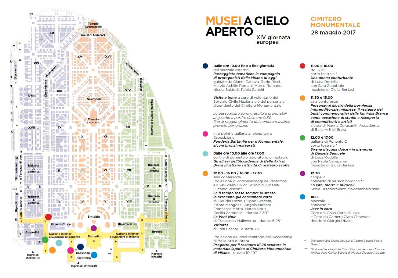 Studio La Sala Milano association of significant cemeteries of europe: wdec 2017