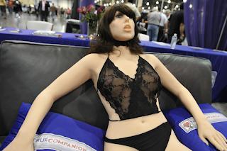 Hackers could program sex robots to kill