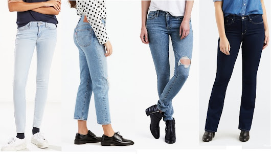 Denim Jeans for Every Body