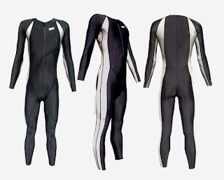 2016 New Design Method 新設計方法: 仿生鯊魚裝泳衣設計 / 邱子喬