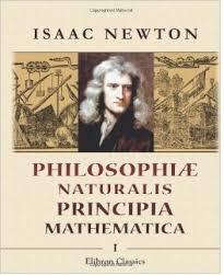 الاصول الرياضية للفلسفة الطبيعية (كتاب المباديء لنيوتن) .PDF