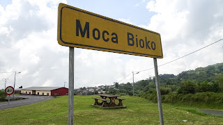 Moca is nearest town to Ureka