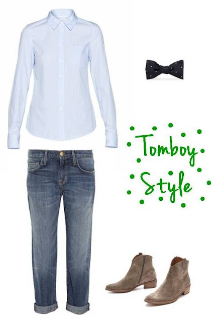 tomboy style inspiration