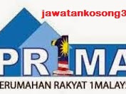 JAWATAN KOSONG TERKINI PERBADANAN PR1MA MALAYSIA TARIKH TUTUP 25 NOVEMBER 2016