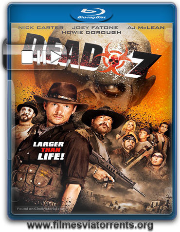 Dead 7 Torrent - BRRip 720p e 1080p Dual Áudio (2016)