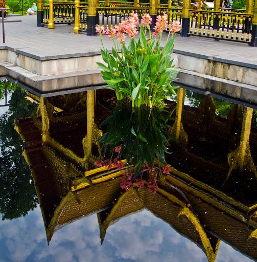 The Royal Sala - Tai Pavillion at Olbrich Gardens - Madison WI