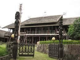 Assalamualaikumwarahmatullahwabarakatuh Arsitektur Rumah Tradisional Betang Kalimantan Tengah