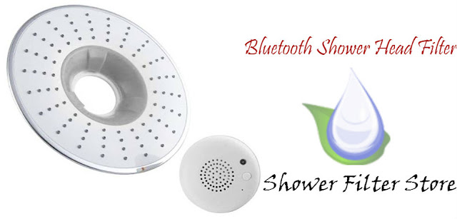 Review of a Quality Shower Head with Bluetooth Speaker
