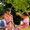 Manfaat Main di Taman untuk Kemampuan Otak Anak