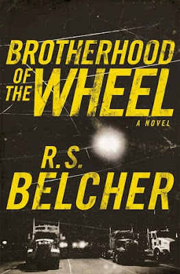 Brotherhood of the Wheel gritty urban fantasy by R.S. Belcher