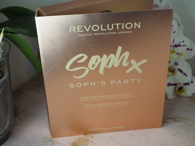 MakeUp Revolution Soph's Party Gift Set