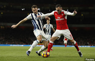 Arsenal Supporters React To Lucas Perez Display Against Crystal Palace