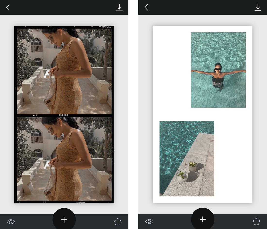 aplikacje do tworzenia instastory, najlepsze aplikacje, aplikacje mobilne, aplikacje do przerabiania zdjęć