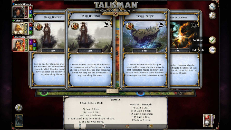 The Qwillery: Talisman: Digital Edition - Harbinger Expansion