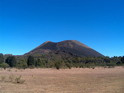 Paricutin Volcano, Mexico