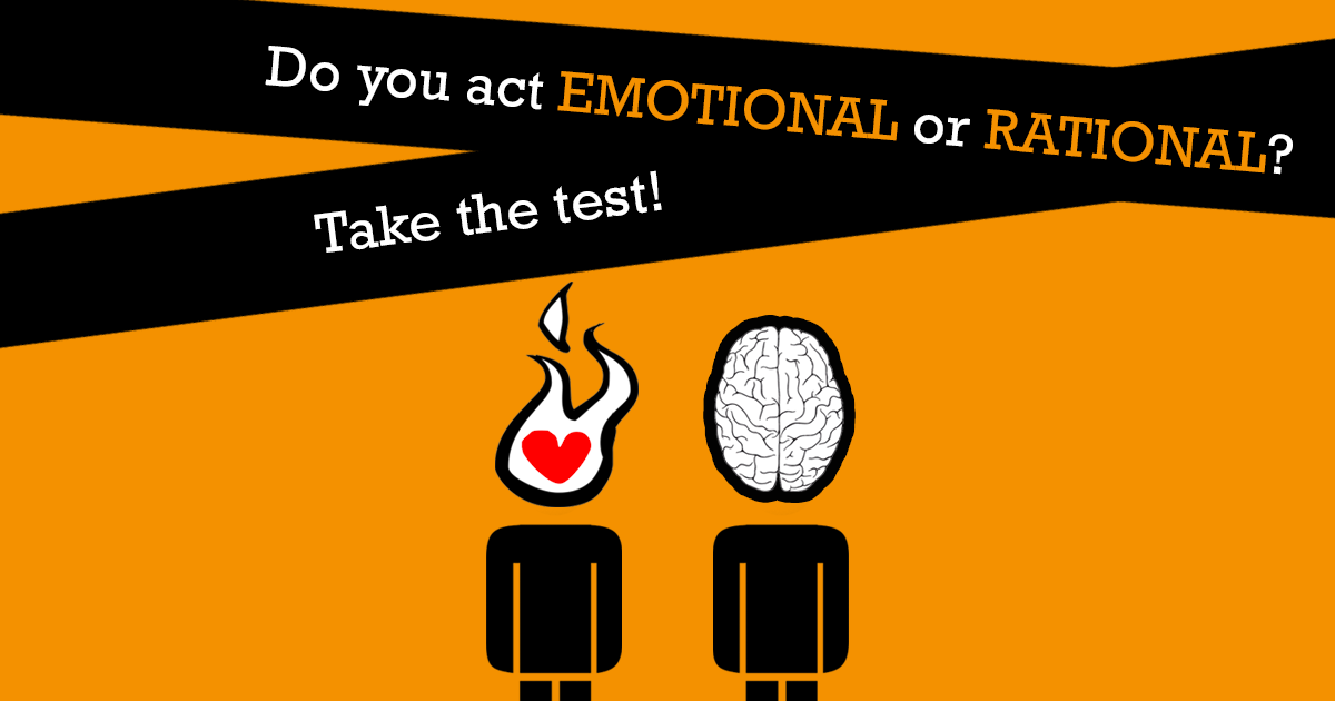 emotional and rational appeals essay Purpose this study aims to understand the impact of rational and emotional appeals on children's attitude towards two public service announcements (psas) that.