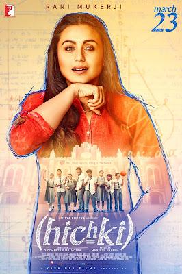 Hichki 2018 Hindi Pre-DVDRip 700MB x264