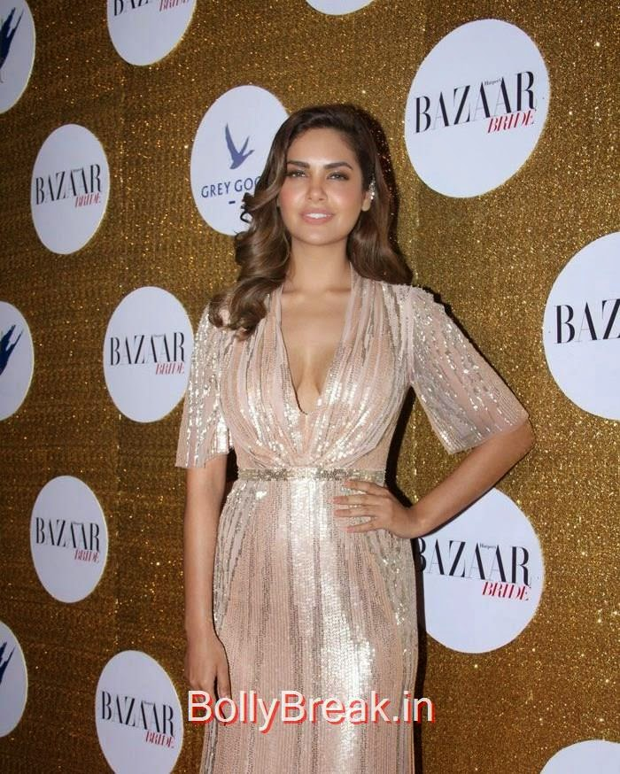 Esha Gupta, Nishka Lulla Hot Photos At Harper's Bazaar Bride 1st Anniversary Party