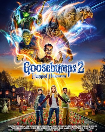 Goosebumps 2 Haunted Halloween 2018 Dual Audio Hindi Full Movie Download