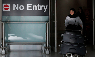 Trump's new travel ban will Likely Provide Everyone A Few Days' Notice Before It Starts