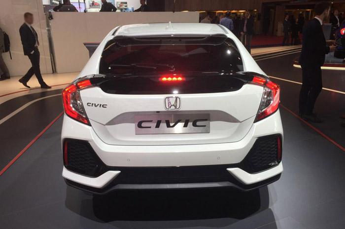 Honda Civic Interior New 2017