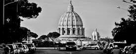 A spasso per Roma... in autobus: L'effetto ottico di via Piccolomini