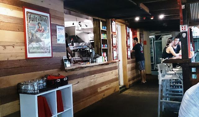 Petit Cafe, Kuranda, crepes