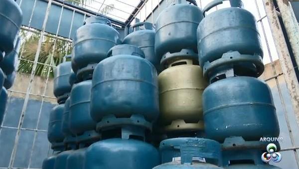 Revendedoras de gás de Cacoal não praticam concorrência, segundo pesquisa do Procon