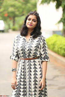 Swathi Reddy Looks super cute at London Babulu theatrical trailer launch ~  Exclusive 021.JPG