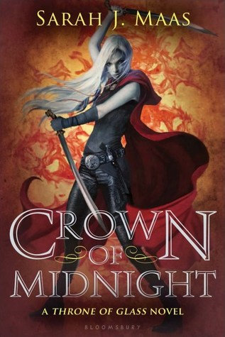 Review ~ Crown of Midnight by Sara J. Maas