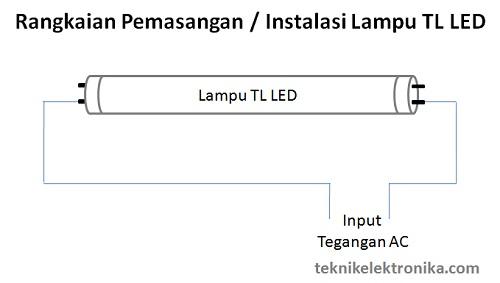 Wiring lampu tl led init rantoch rangkaian lampu tl fluorescent dan lampu tl led rh rantoch blogspot com lampu hemat energi asfbconference2016 Gallery